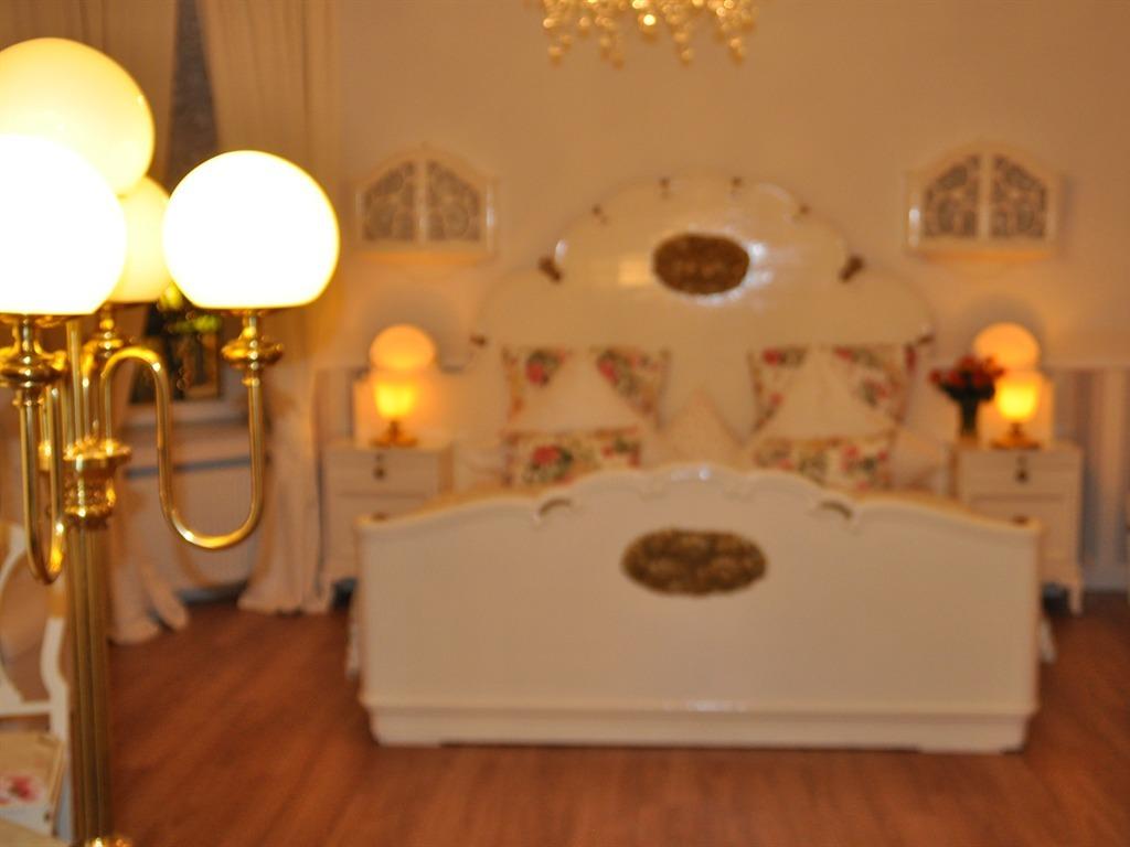 Suite-Superior-Eigenes Badezimmer-Stadtblick