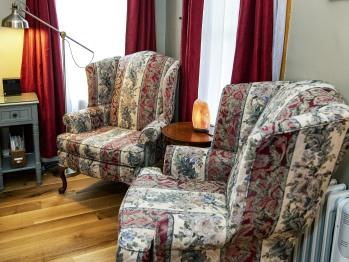 Raven Room #2 - Sitting Area