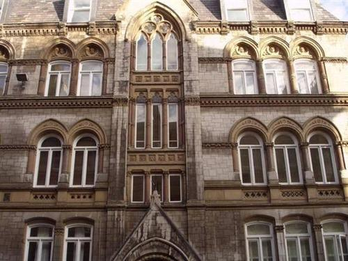 "Exterior of Westminster Chambers where our ""City Centre"" apartment is located."