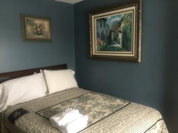 Double room-Shared Bathroom-Standard-Room 18 Full Bed Third Fl