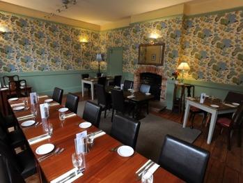 Restaurant - Green Room