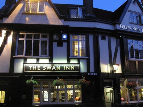 The Swan Inn, Old Isleworth