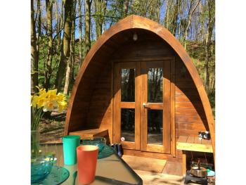 Broomhills Farm River Eco Pods - Pod 1