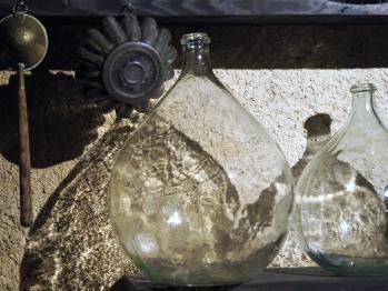 décoration de la cave