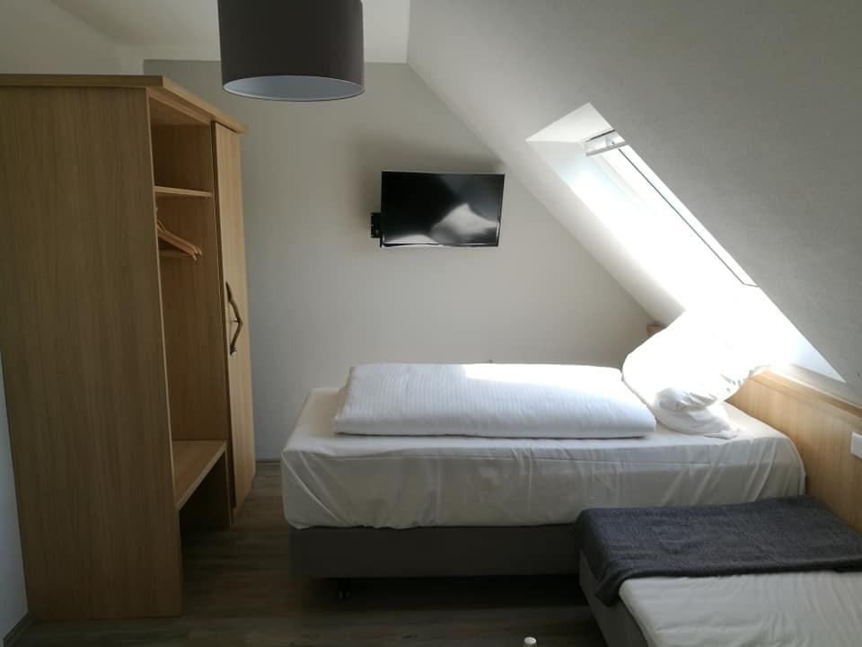 Einzelzimmer-Ensuite Dusche-Zimmer 5 - Basistarif