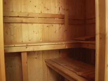 Notre sauna