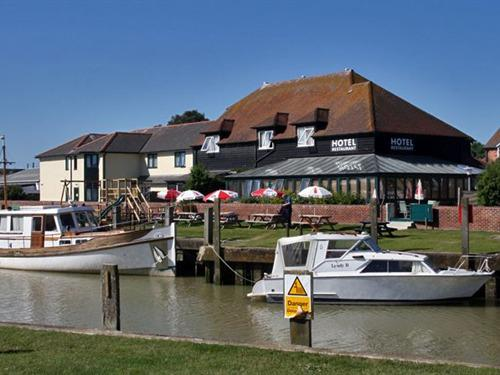 River Haven Hotel, Rye, East Sussex