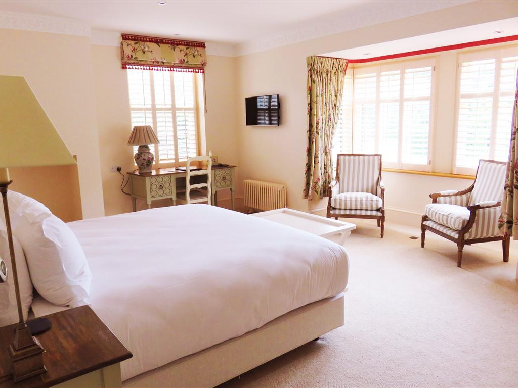 Double room-Deluxe-Ensuite-Terrace-Courtyard - Ground Floor