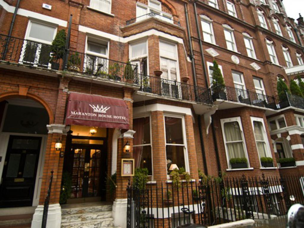 Hotel Georgian House Londra maranton house hotel, london | homepage