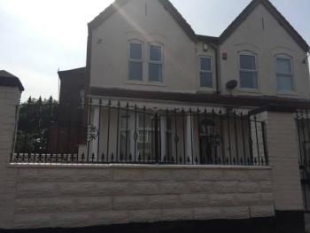 Vicarage Lodge Birmingham -