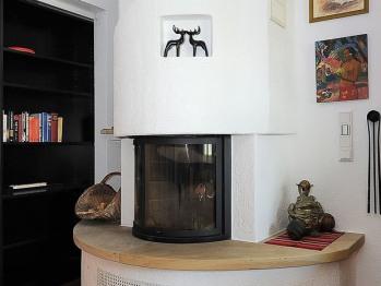 Kamin, Wohnung 3 Pferdekoppel