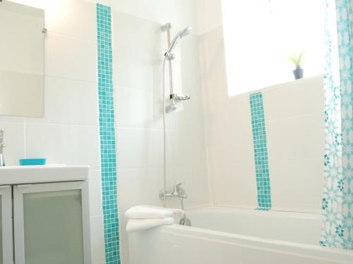 Salle de bain mésange