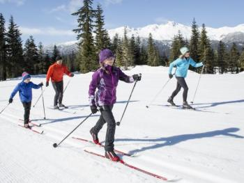 NORDIC SKIING - MOOSE MEADOWS