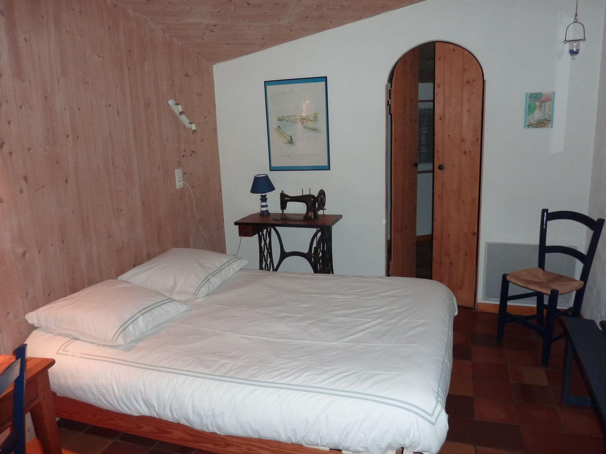 Double-Classique-Salle de bain privée séparée-La Gorgone - Tarif de base