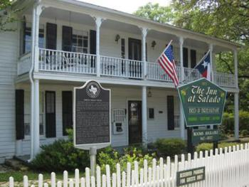 The Inn is a historic bed and breakfast, located walking distance to just about everything Salado has to offer. We have 12 guest rooms, all with private baths and serve a full breakfast each morning.
