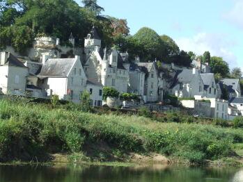 Le village de Souzay-Champigny