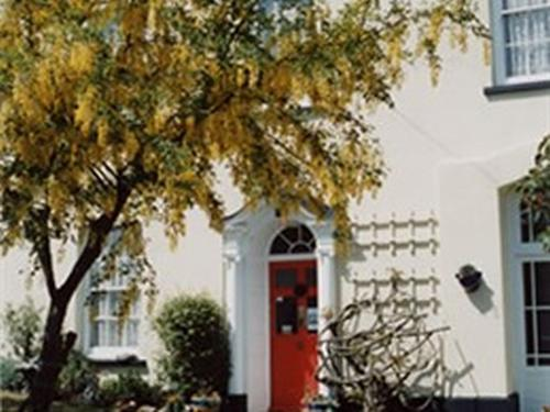 College Guest House -