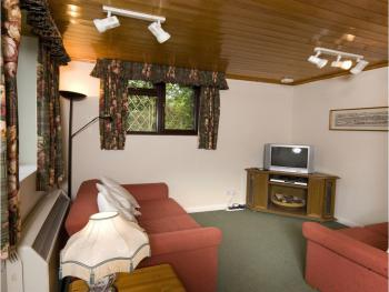 Sitting room in Self Catering Cottage