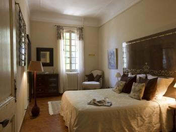 ALEXANDRE DE RHODES-Comfort Double bedroom-shower-room-Garden view