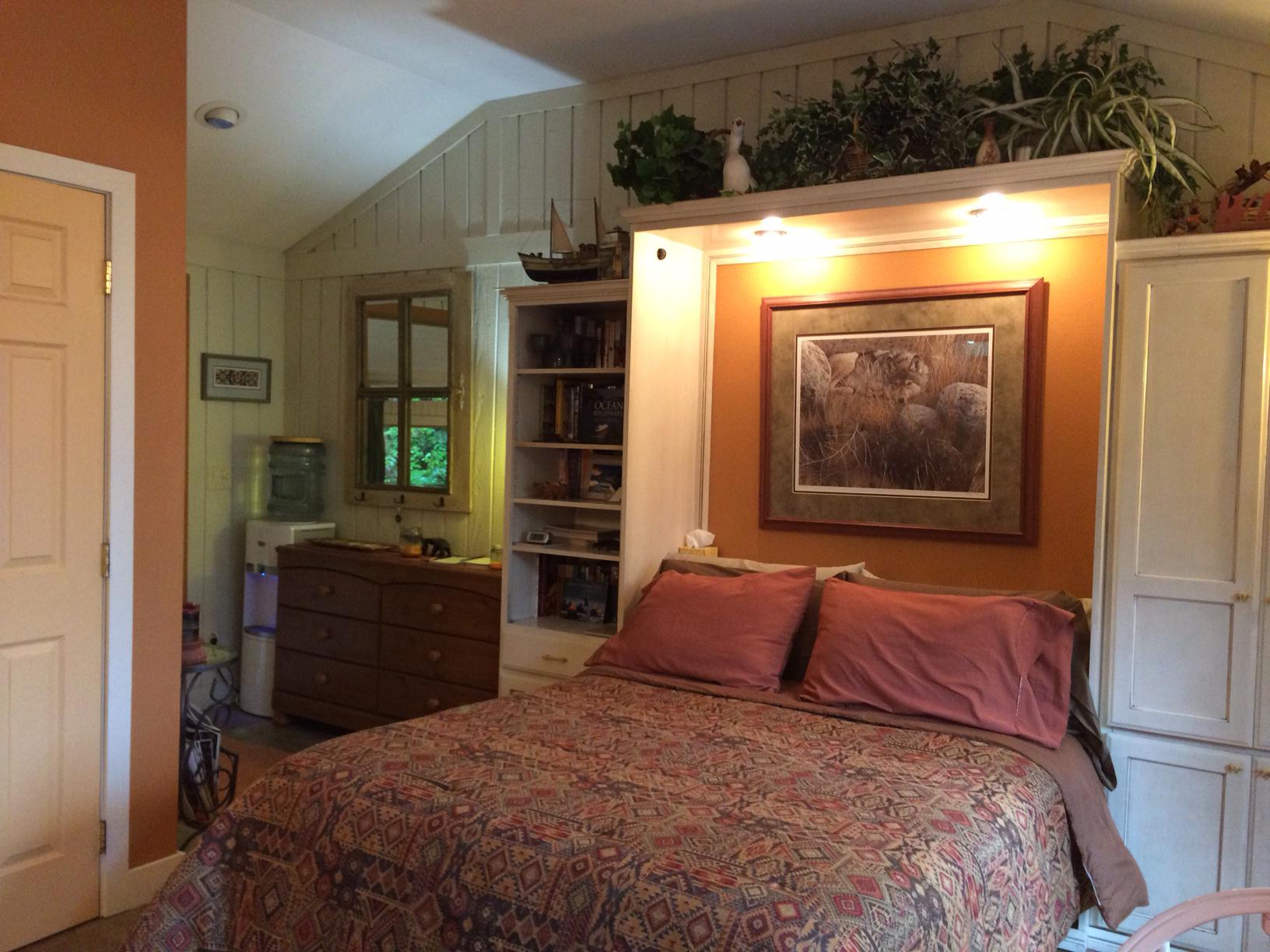 Bunkhouse Cabin-Triple Room-Private Bathroom-Romantic-Ocean VIew
