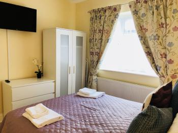Double room-Shared Bathroom-Garden View-MR5