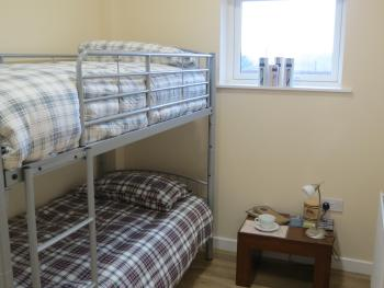 Accessible room beds