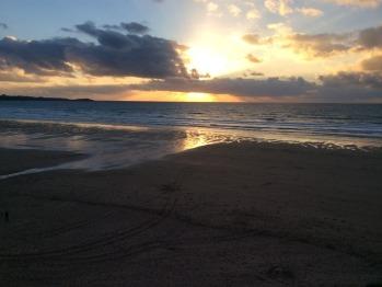 Cornish sun sets are amazing