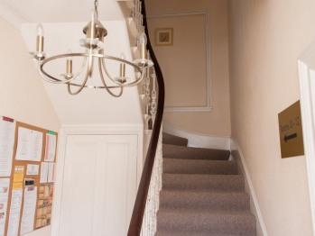 Abbey House Hallway