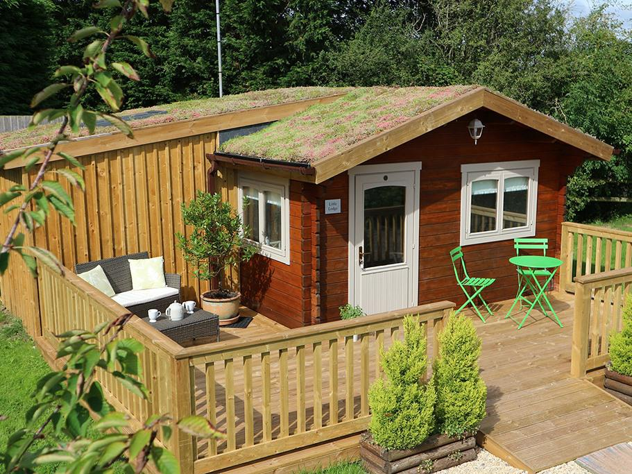 Lodge-Comfort-Ensuite with Shower-Garden View- Little Lodge