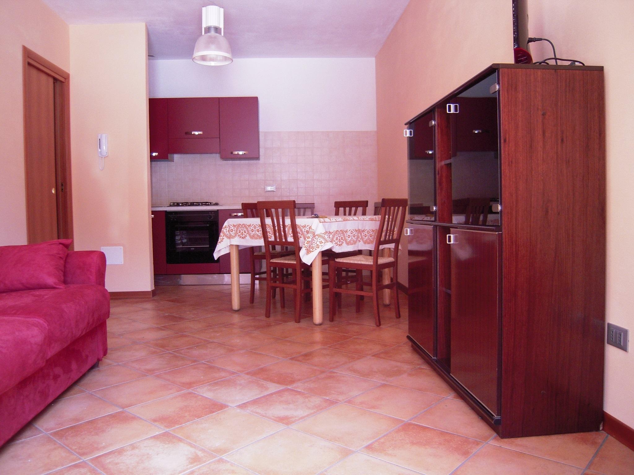 Appartamento-Standard-Bagno in camera con doccia