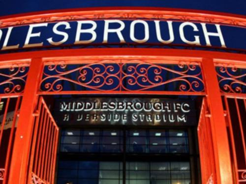 Middlesbrough - Riverside Stadium