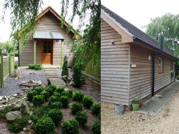 Family room-Standard-Ensuite with Shower-Garden View-The Granary - Base Rate