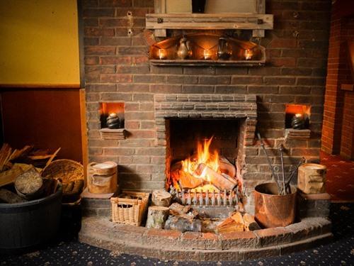 Warming Open Fires