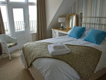 Double room-Ensuite-Sea View-Balcony