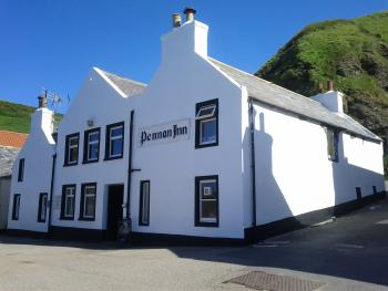 The Pennan Inn - Exterior View