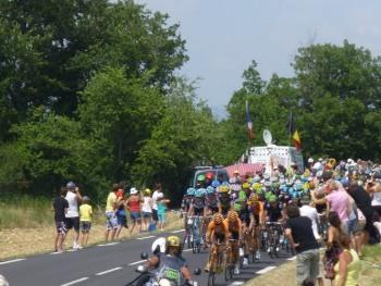 Le pays du vélo c'est ici...