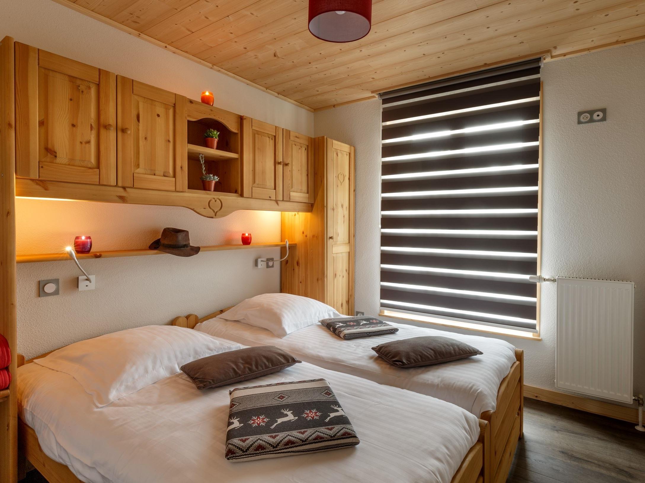 Appartement / Réf. TAV25 3 pièces + cabine 6 personnes