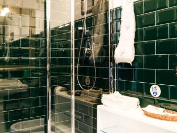 Bagno stanza Verde