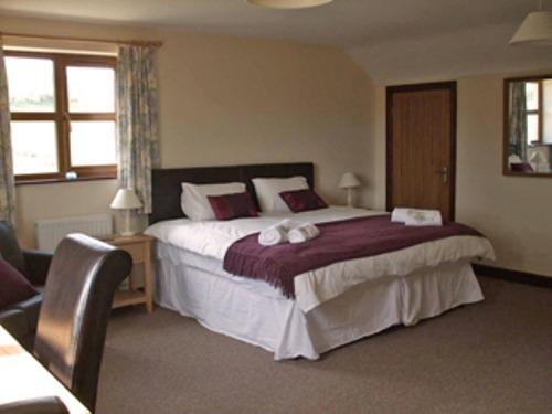 Double room-Ensuite- Llewelyn - Base Rate