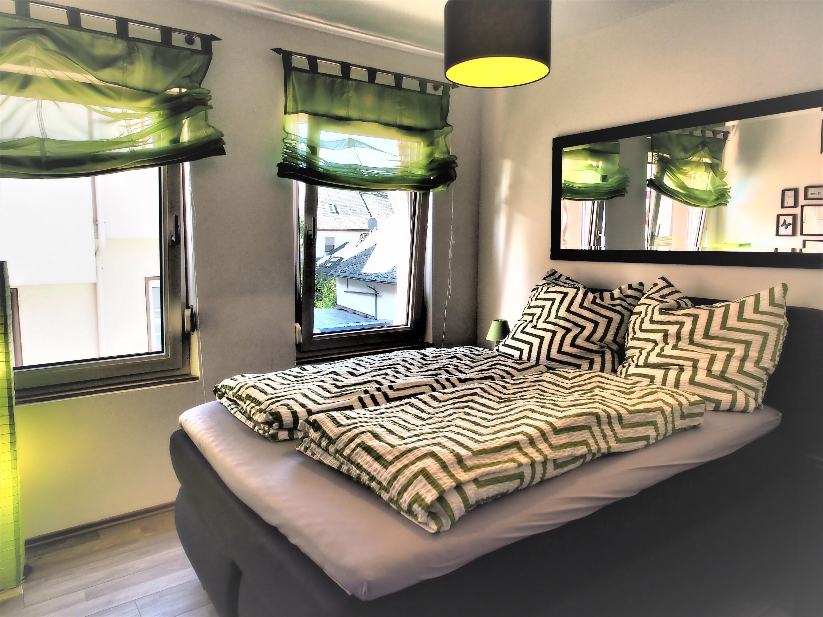Apartment-Standard-Ensuite Dusche