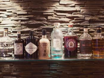 We stock a selection of the worlds best Gins