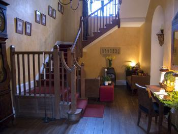 Kilgraney House, Entrance Hall