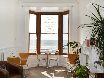Cardigan Bay Reception
