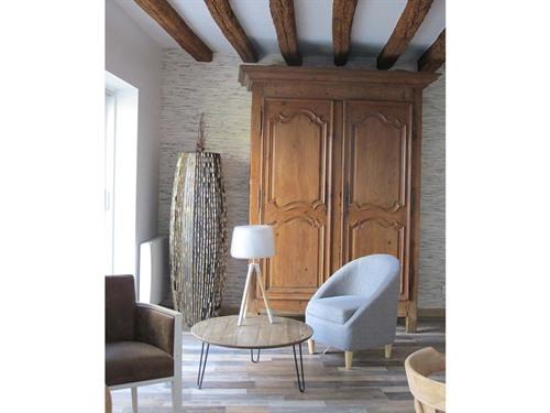 Cottage-Salle de bain Privée