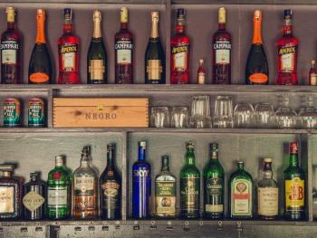 Wines and Spirits at PIANO B