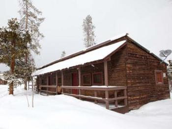 Brookie (Trout House Cabin Suite)