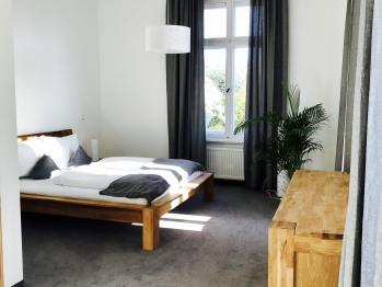 Schlafzimmer Ferienenwohnung 3