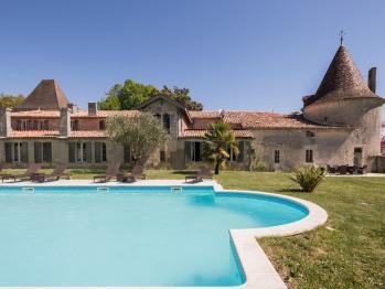 Chambres d'hôtes et gîtes en Charente-Maritime - Château de Puyrigaud