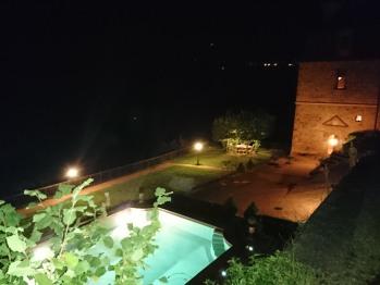 La nuit, calme et sérénité