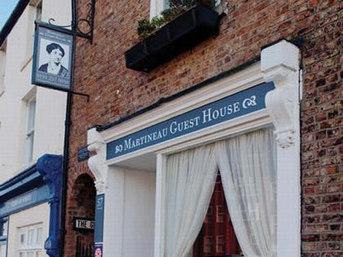 Martineau Guest House, North Shields, Tyne and Wear